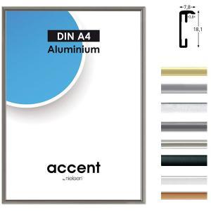 Lijst van aluminium Accent