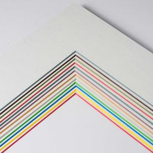 1,7 mm ColorCore passe-partout met individueel knipsel