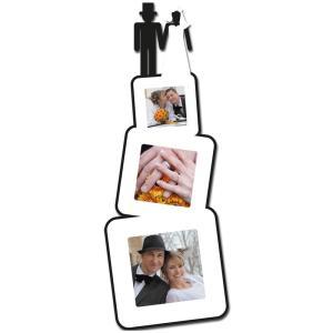 """Passe-partout met motief """"echtpaar"""""""