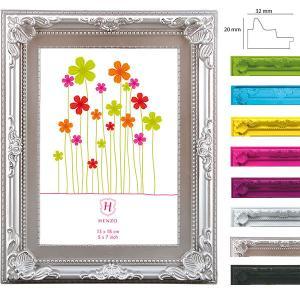 Lijst van plastiek Barock Colour