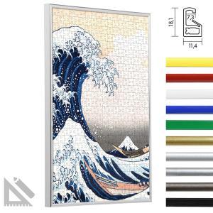 Lijst voor puzzle van plastiek - Speciaal formaat tot max. 100x100 cm