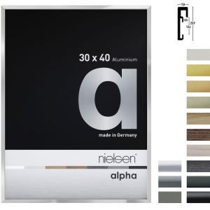 Lijst van aluminium Alpha - True Color