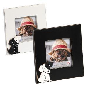Cats&Dogs Fotolijst 9x9 cm - Hond