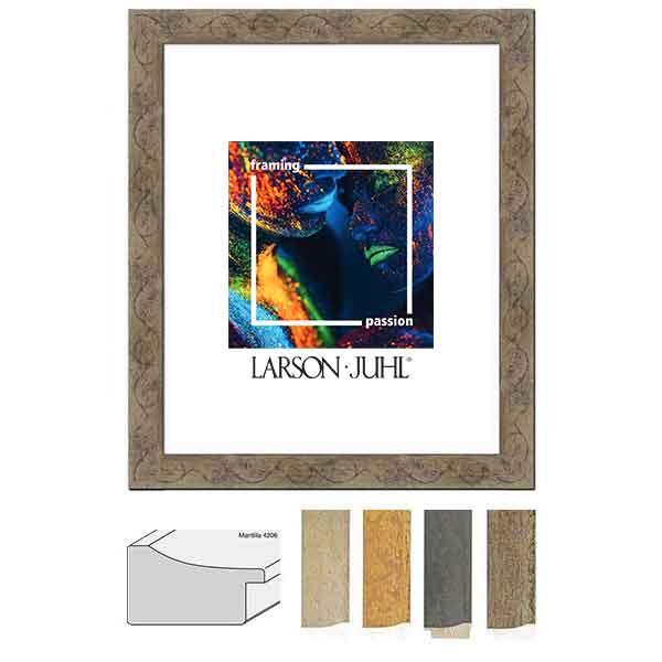 Lijst van hout MANTILLA - 4,5