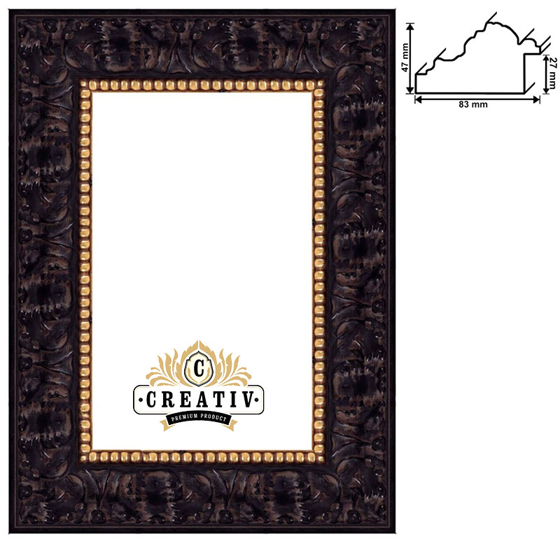 Baroklijst Caserta op maat