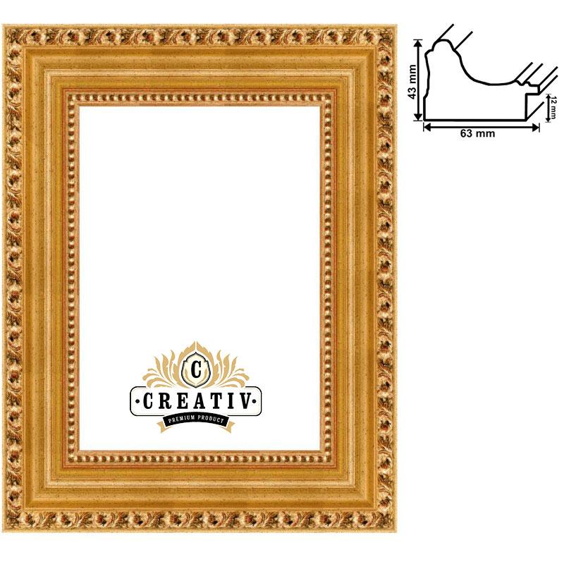 Baroklijst Ragusa op maat