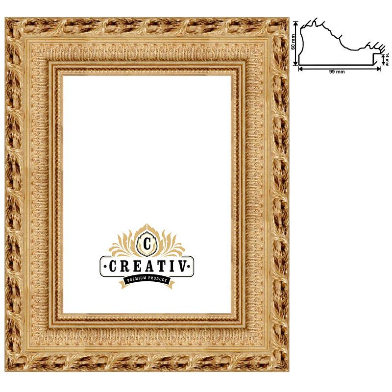 Baroklijst Vittoria