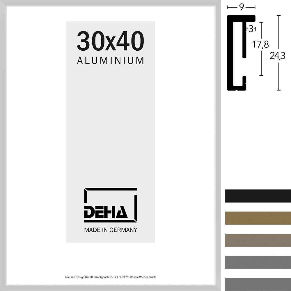 Lijst van aluminium Vega