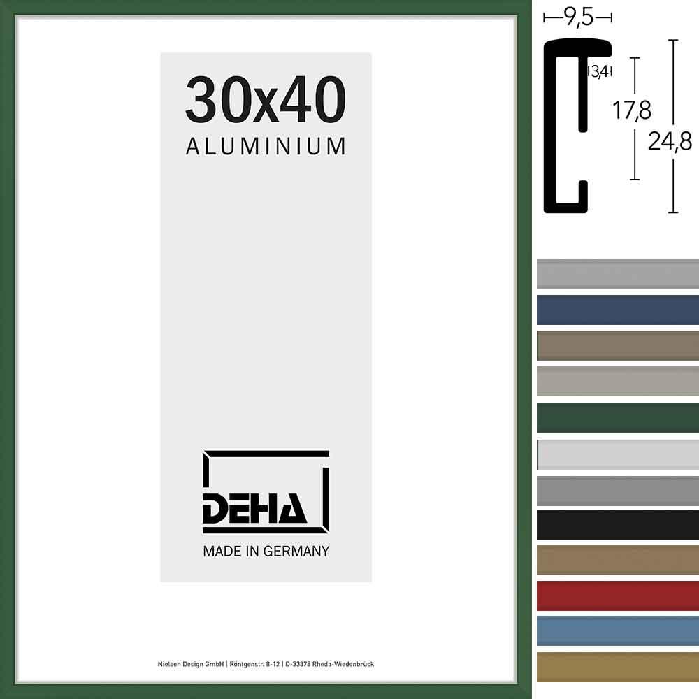 Lijst van aluminium Superba op maat