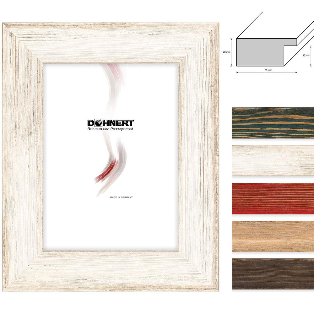 Lijst van hout op maat Finshley