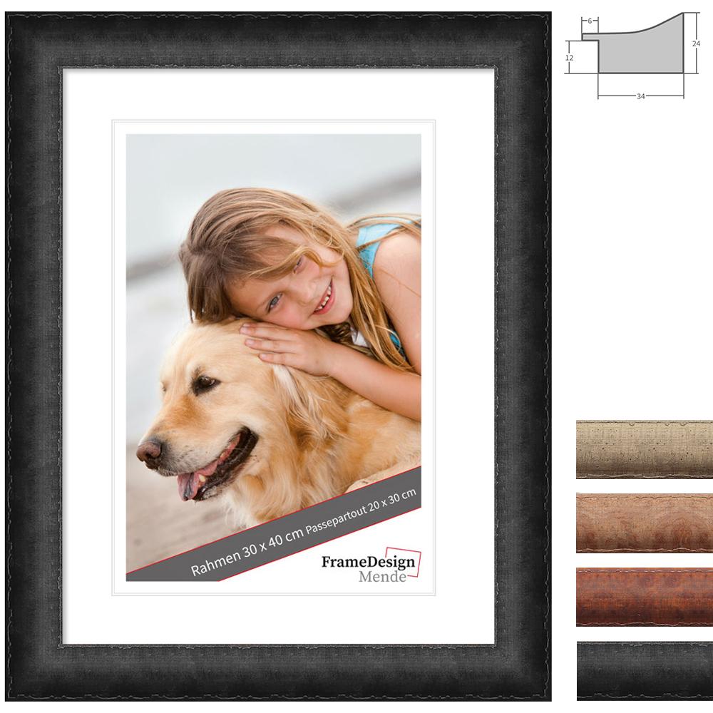 Lijst van hout op maat Tinkisso