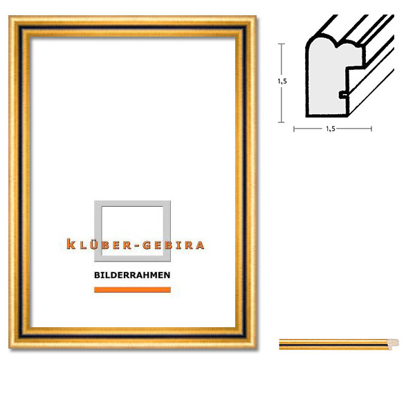 Lijst van hout Santa Maria