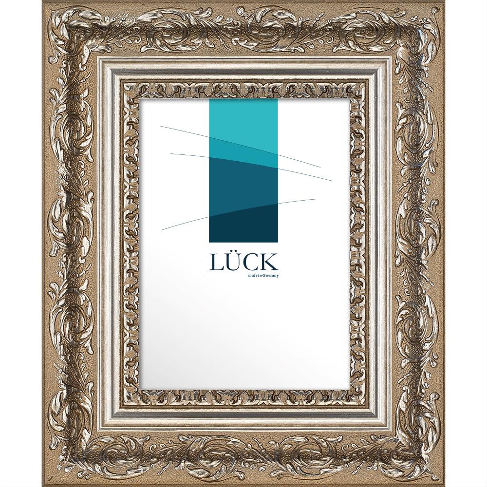 Baroklijst Eppingen 29,7x42 cm (A3) | zilver | normaalglas