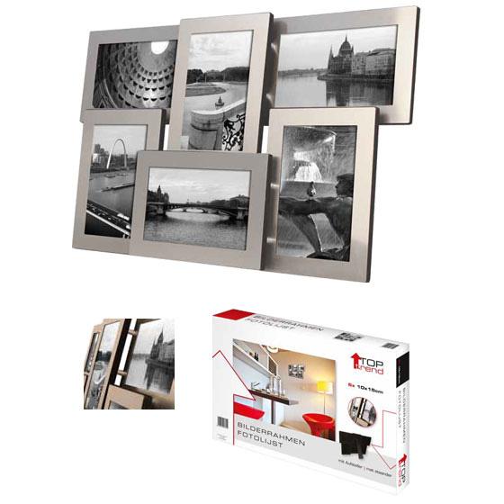 Collagelijst van aluminium