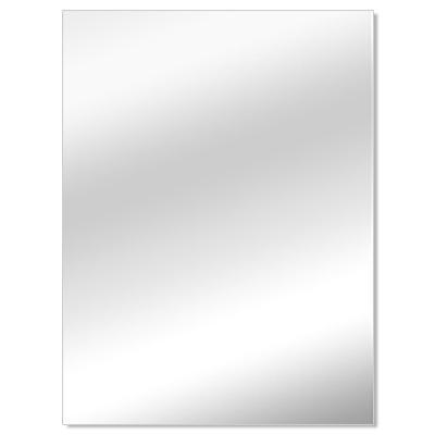 Spiegel, 3 mm - reserveglas voor lijsten