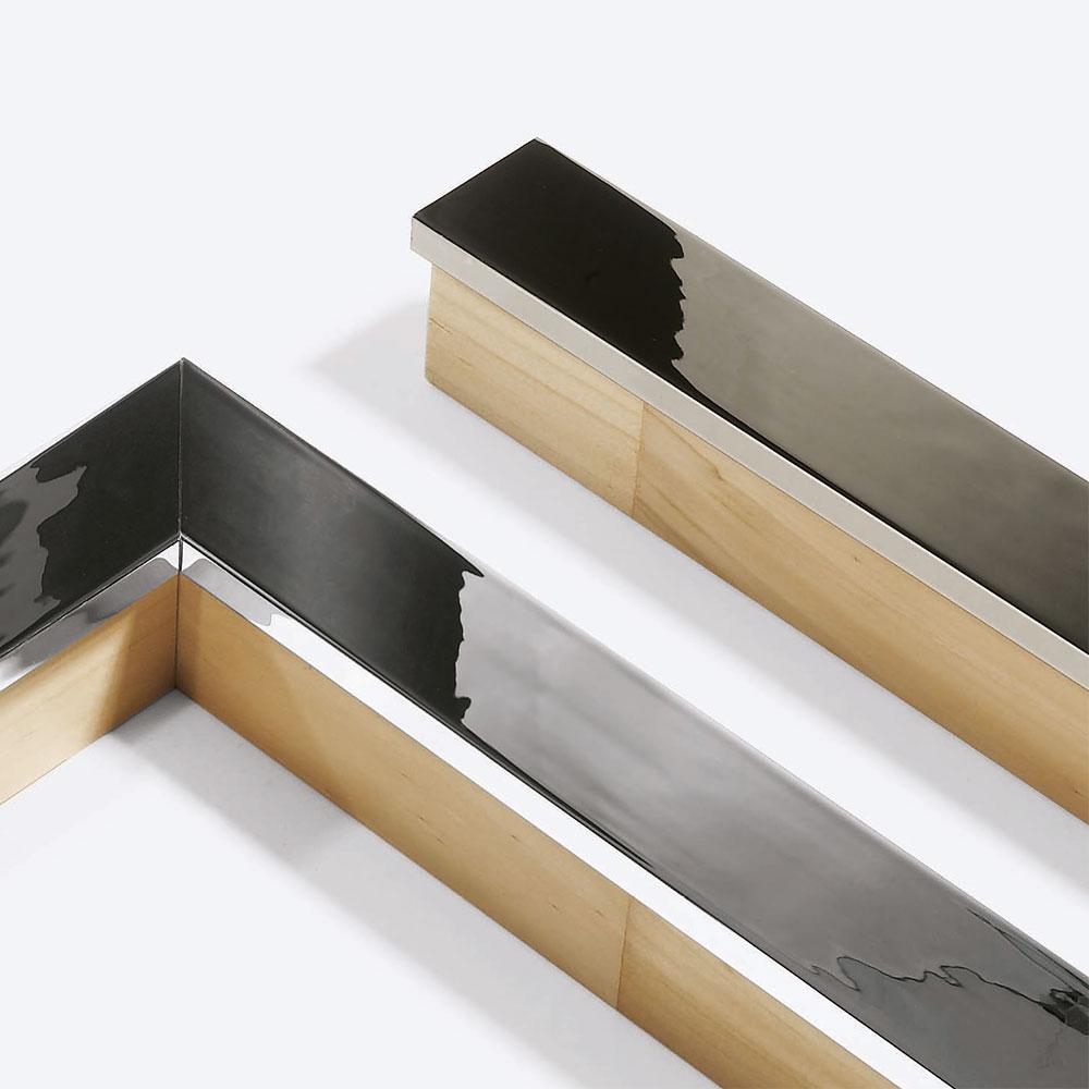 Lijst van hout Matrix 39