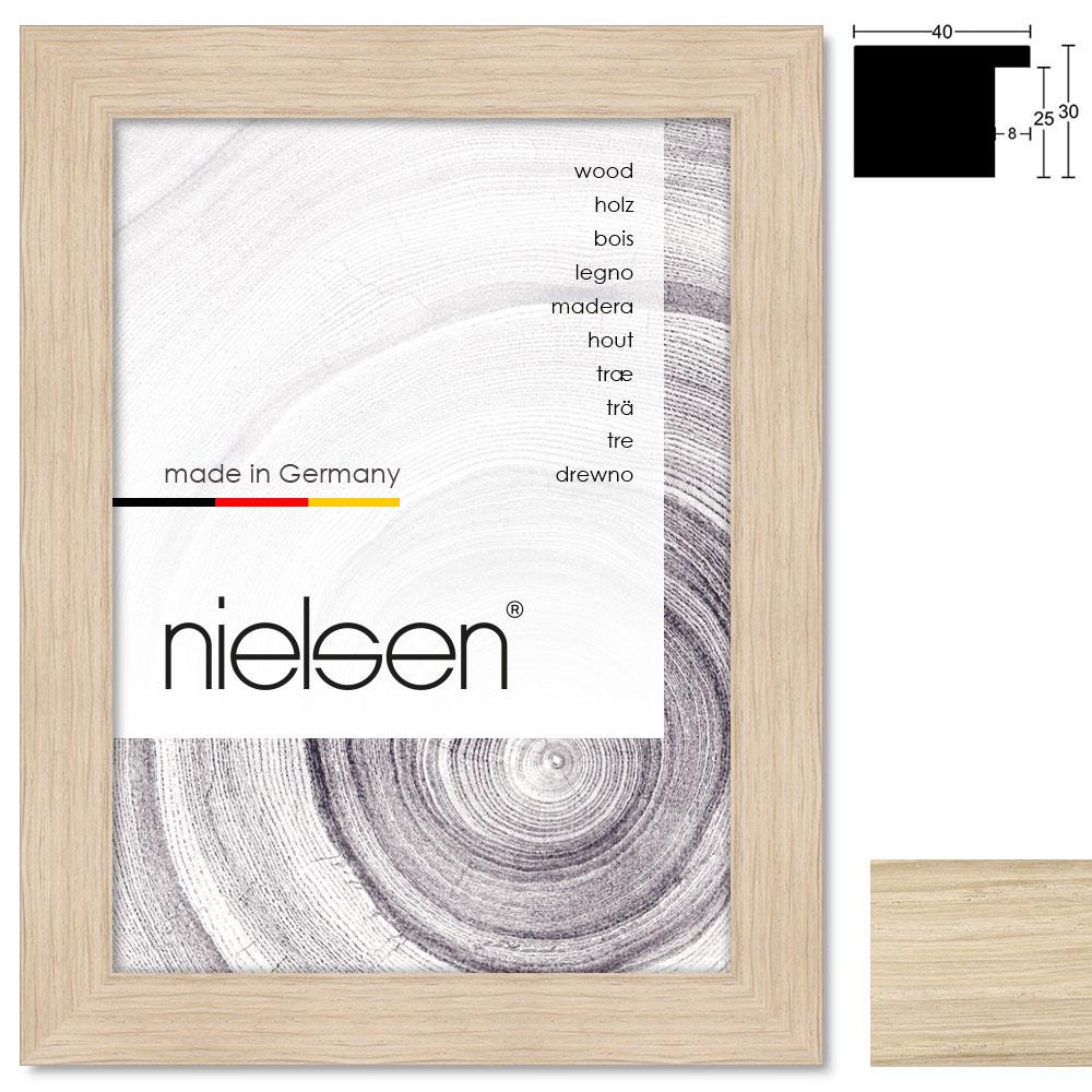 Lijst van hout op maat, Oakwoods 40x30