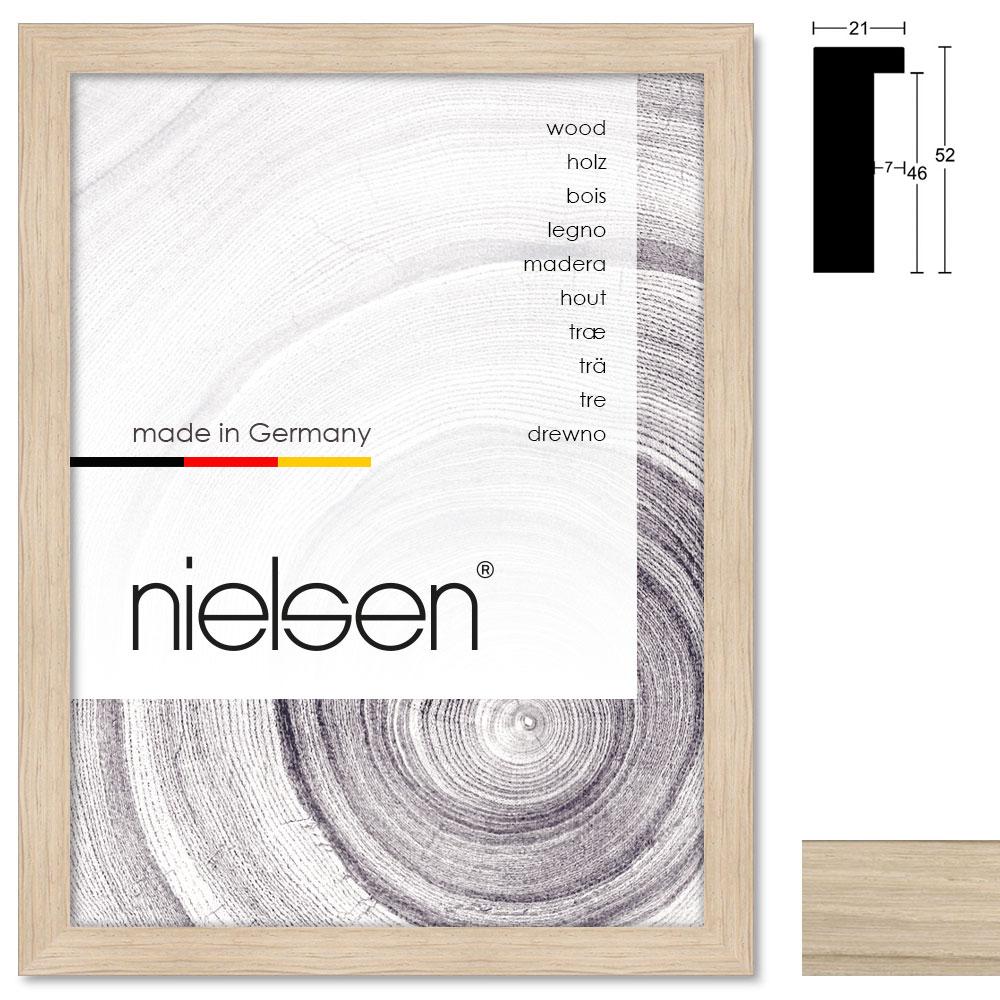 Lijst van hout op maat, Oakwoods 21x52