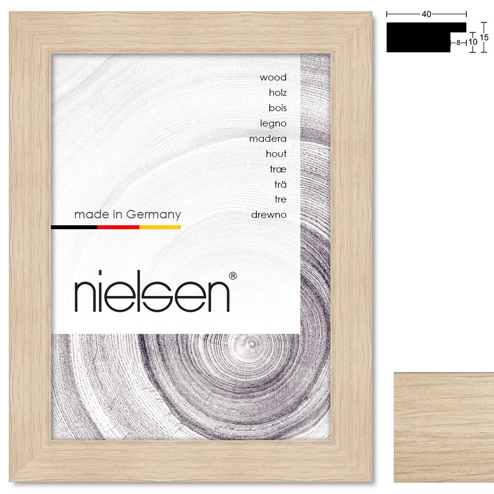 Lijst van hout op maat, Oakwoods 40x15
