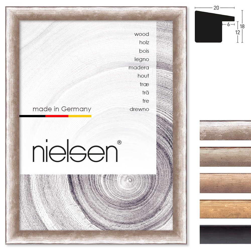 Lijst van hout op maat, Metalia 20