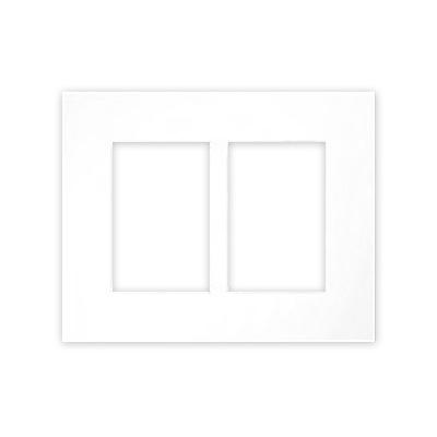 Galerij passe-partout 2,5 mm, buitenformaat 24x30 cm
