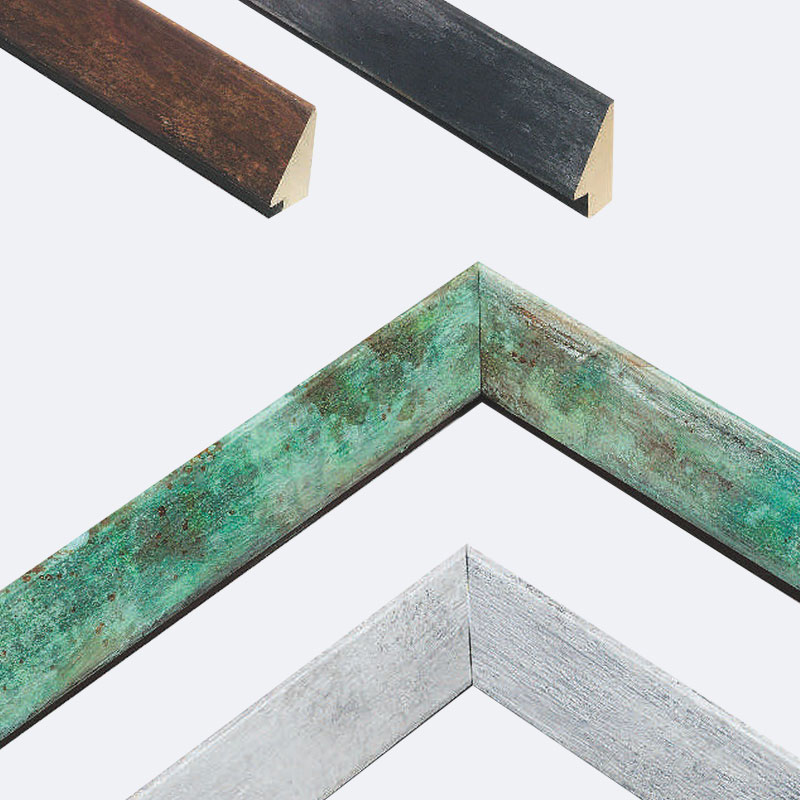 Lijst van hout Officina 23