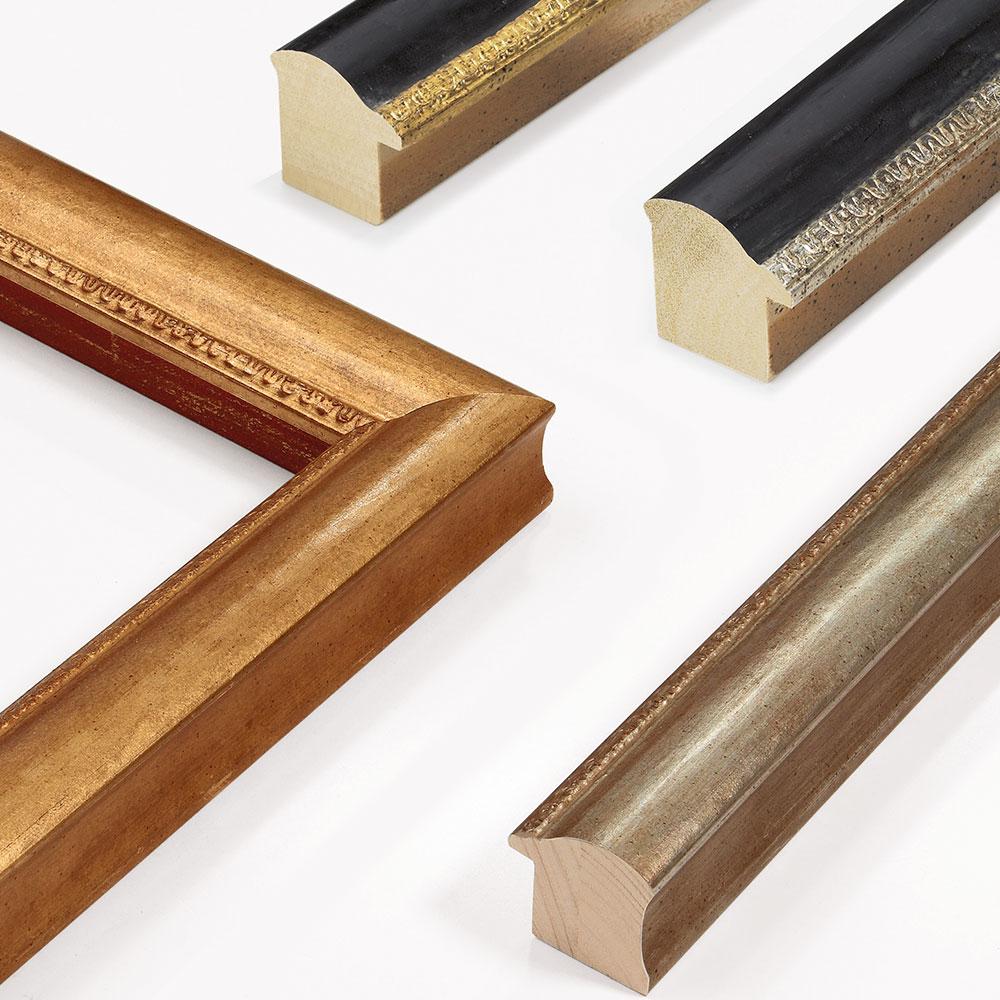 Lijst van hout op maat, Hermitage 45