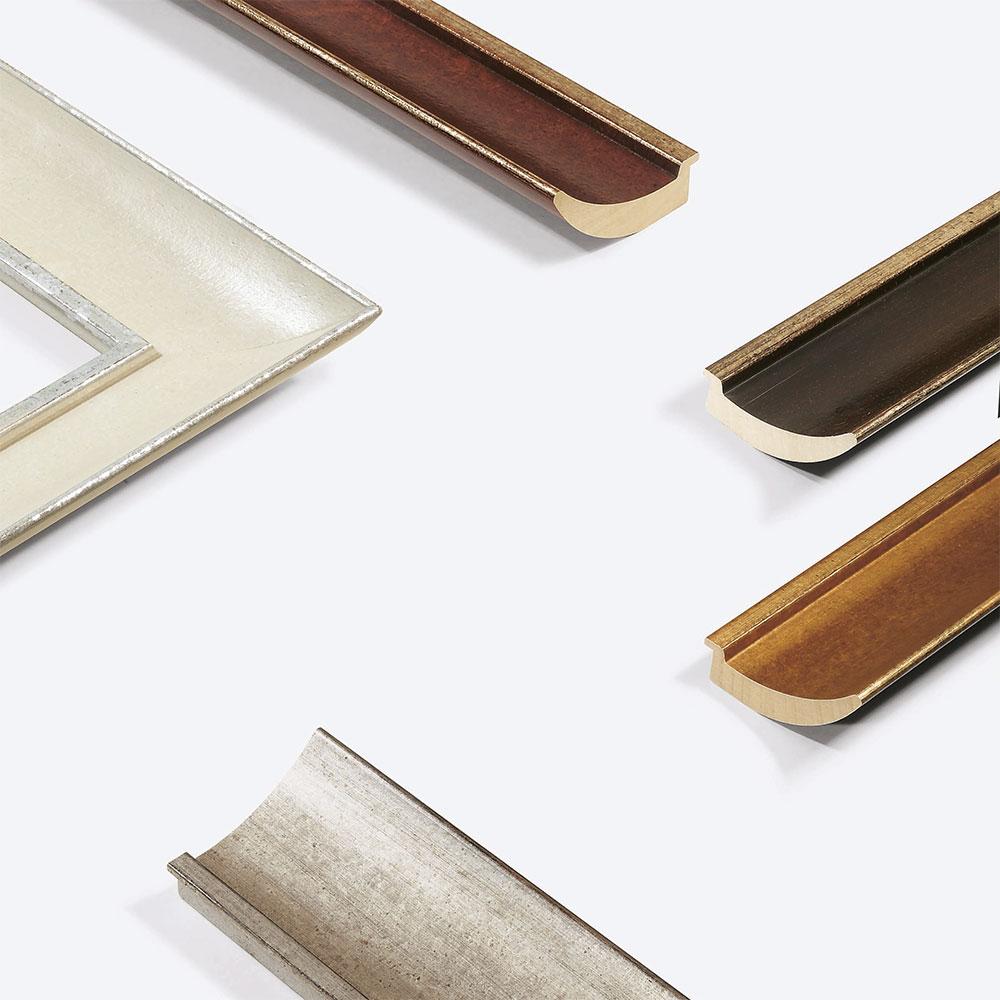 Lijst van hout Lab.Art Sei 95
