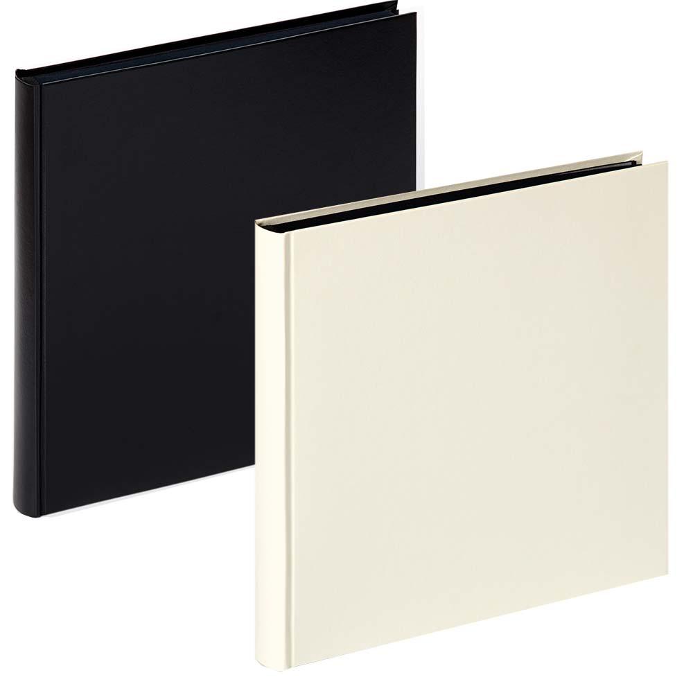"""Boekalbum """"Charm"""" met 60 zwart pagina's"""