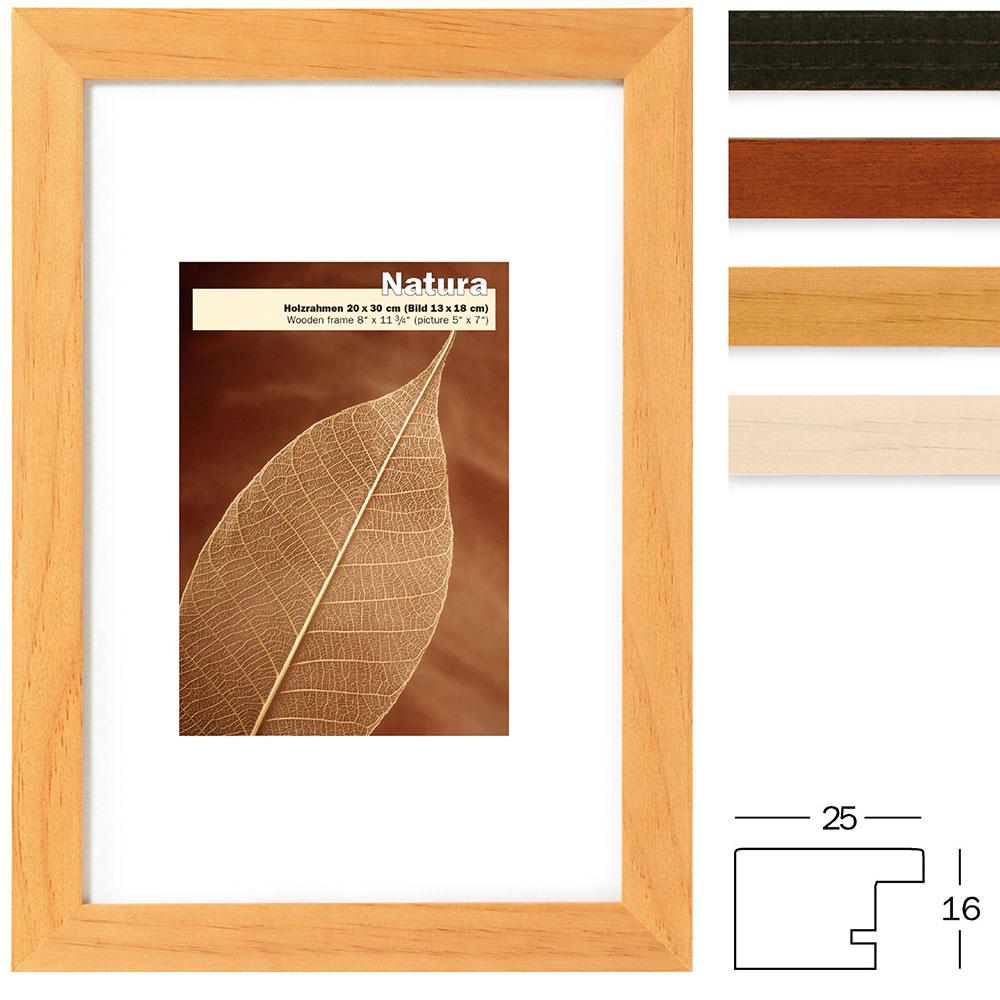 Lijst van hout Natura
