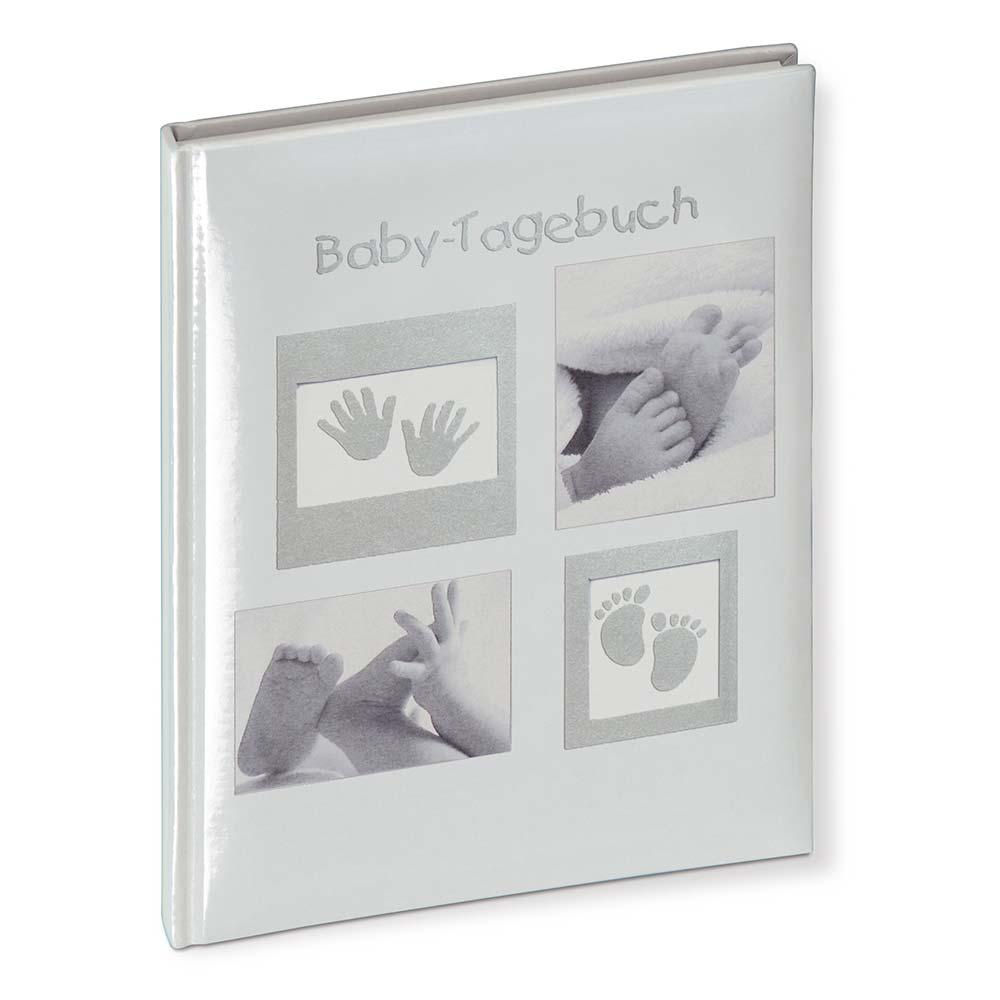 """Baby dagboek """"Little Foot"""""""