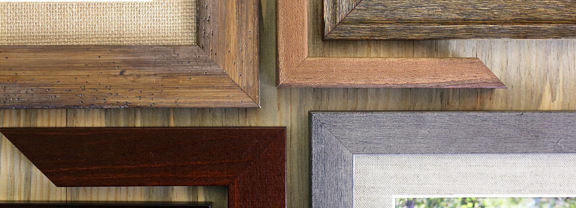 houten lijst